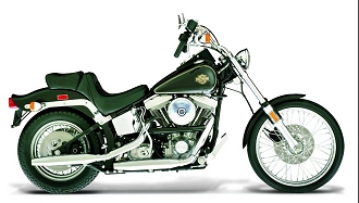 Softail Evolution