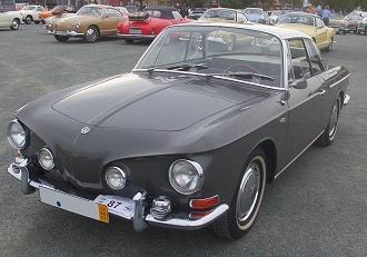 Karmann-Ghia Typ 34
